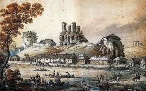 Zamek w Ostrogu