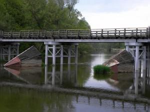 Most na Bobrze