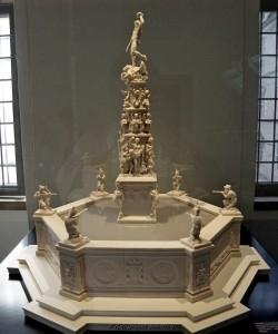 Tak wygladała fontanna Neptuna