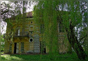 Pałac Zamoyskich w Podzamczu