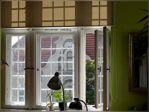 Okno w pokoju Iłlakowiczówny